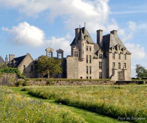 Autre vue du château de Kerjean