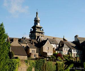 Village de Moncontour