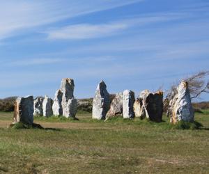 Menhirs de l'alignement de Lagatjar