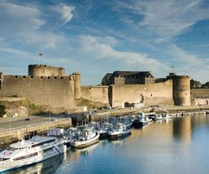Château de Brest et musée de la marine