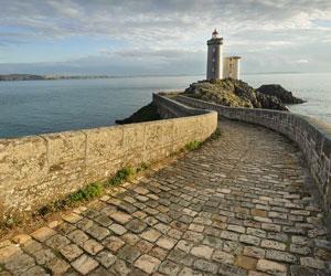 Phare du Petit Minou à Brest