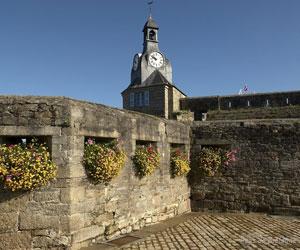 Fortifications à Concarneau