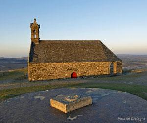 Chapelle du mont Saint-Michel-de-Brasparts