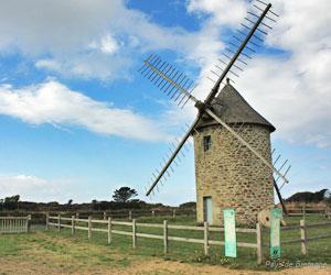 Un des moulins de Trouguer