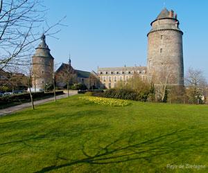 Le château de Châteaugiron