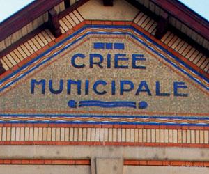 Bâtiment de La Criée à Rennes