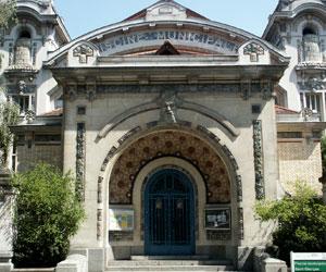 Piscine municipale de Rennes