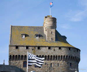Donjon du château de Saint-Malo