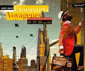 Festival Etonnants Voyageurs 2017