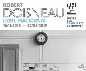 Robert Doisneau, l'œil malicieux