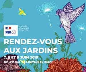 RDV aux jardins 2019 en Bretagne